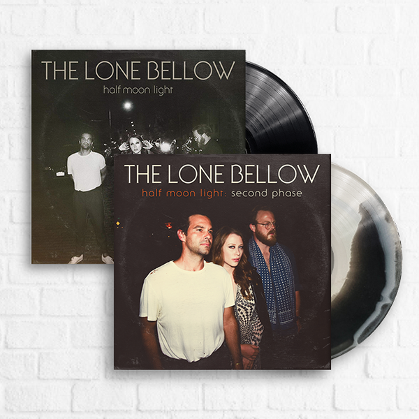 The Lone Bellow - Second Phase + Half Moon Light [Bundle][Pre-Order]