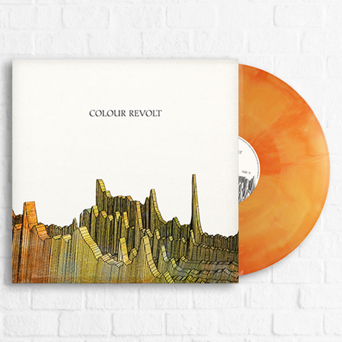 Colour Revolt - Colour Revolt EP [Exclusive Orange] [Pre-Order]