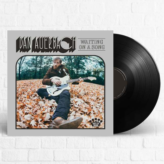 Dan Auerbach -Waiting on a Song