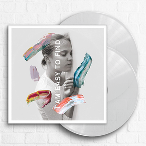 The National - I Am Easy To Find [Ltd. Edition Clear] [2xLP]