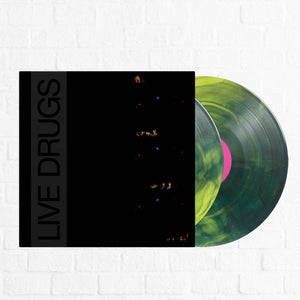 The War on Drugs - LIVE DRUGS [Exclusive Green] [Pre-Order]