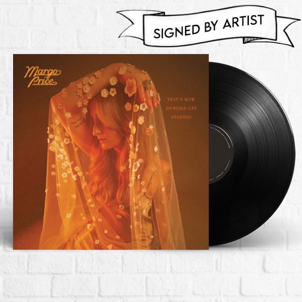 Margo Price - That's How Rumors Get Started [Signed][Pre-Order]