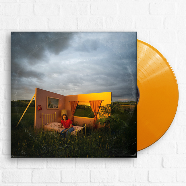 Kevin Morby - Sundowner [Opaque Yellow]