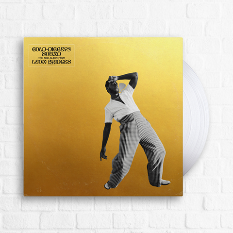 Leon Bridges - Gold-Diggers Sound [Exclusive Crystal Clear] [Pre-Order]