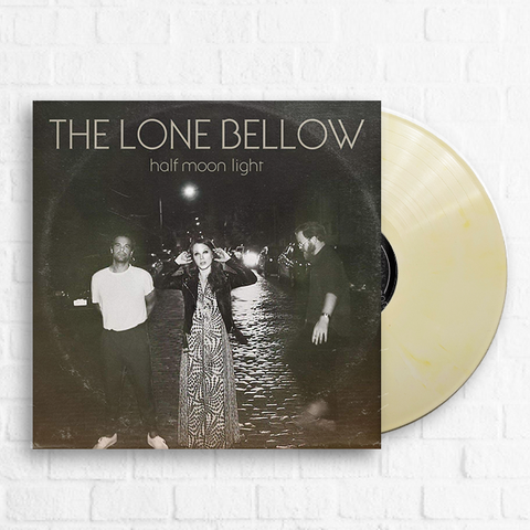 The Lone Bellow - Half Moon Light [Ltd. Edition Pale Yellow]