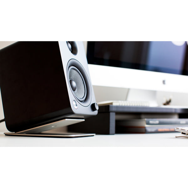 Kanto S4 Desktop Speaker Stands for Midsize Speakers