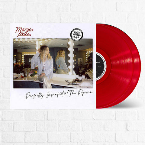Margo Price - Perfectly Imperfect at The Ryman [Magnolia Store Exclusive Red] [Pre-Order]