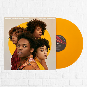 The New Respects - Before The Sun Goes Down [Gold Vinyl]