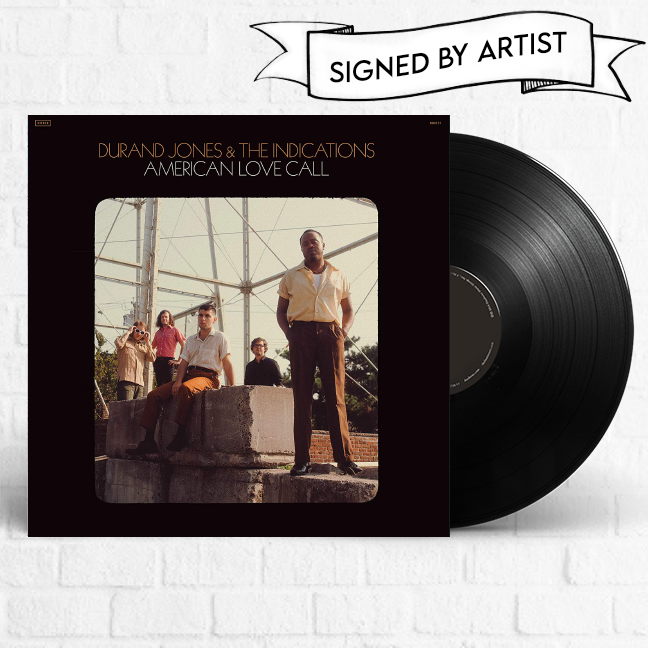 Durand Jones & The Indications - American Love Call [Magnolia Exclusive Signed]