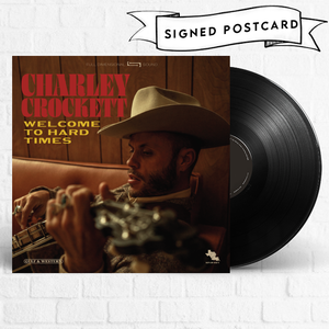 Charley Crockett - Welcome To Hard Times [Magnolia Exclusive][Pre-Order]