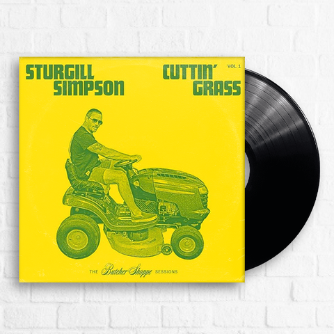 Sturgill Simpson - Cuttin' Grass - Vol. 1 (Butcher Shoppe Sessions)