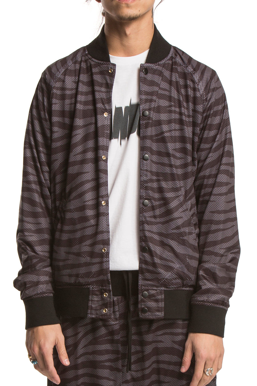 candorofficial - STADIUM REVERSIBLE JACKET - Outerwear