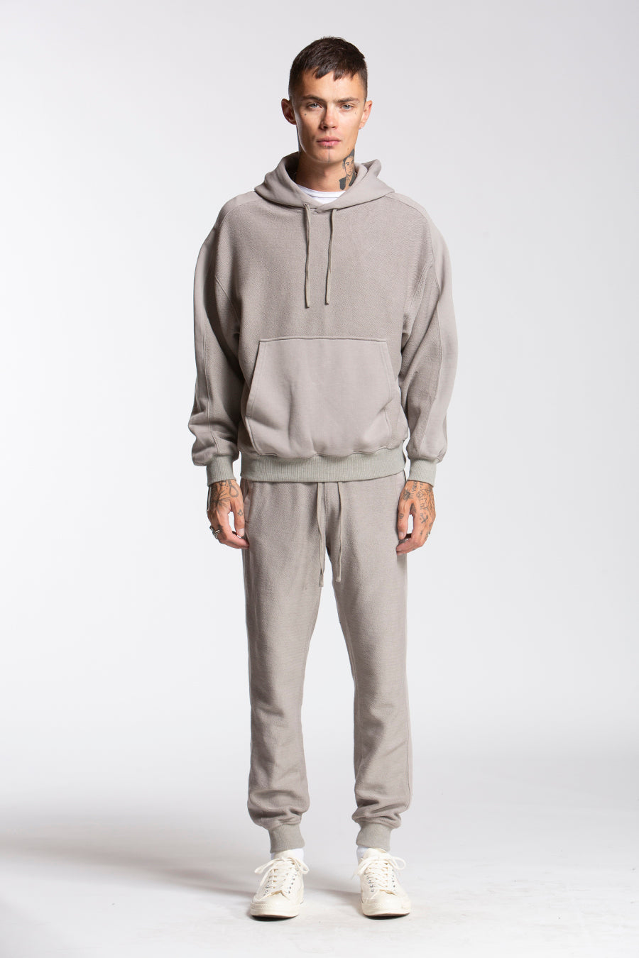 candorofficial - Tonal Pullover Hoodie - Sweatshirts