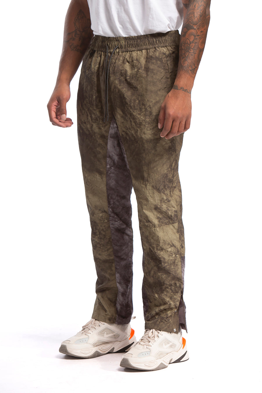 candorofficial - Grath Pant, Green Shadow Camo - Bottoms