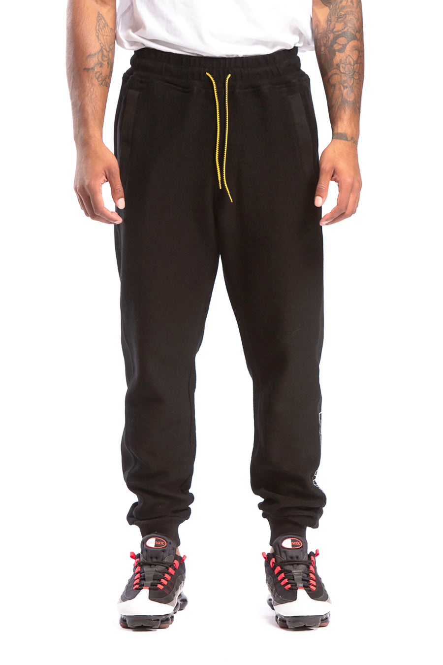 Bhone Sweatpant, Black