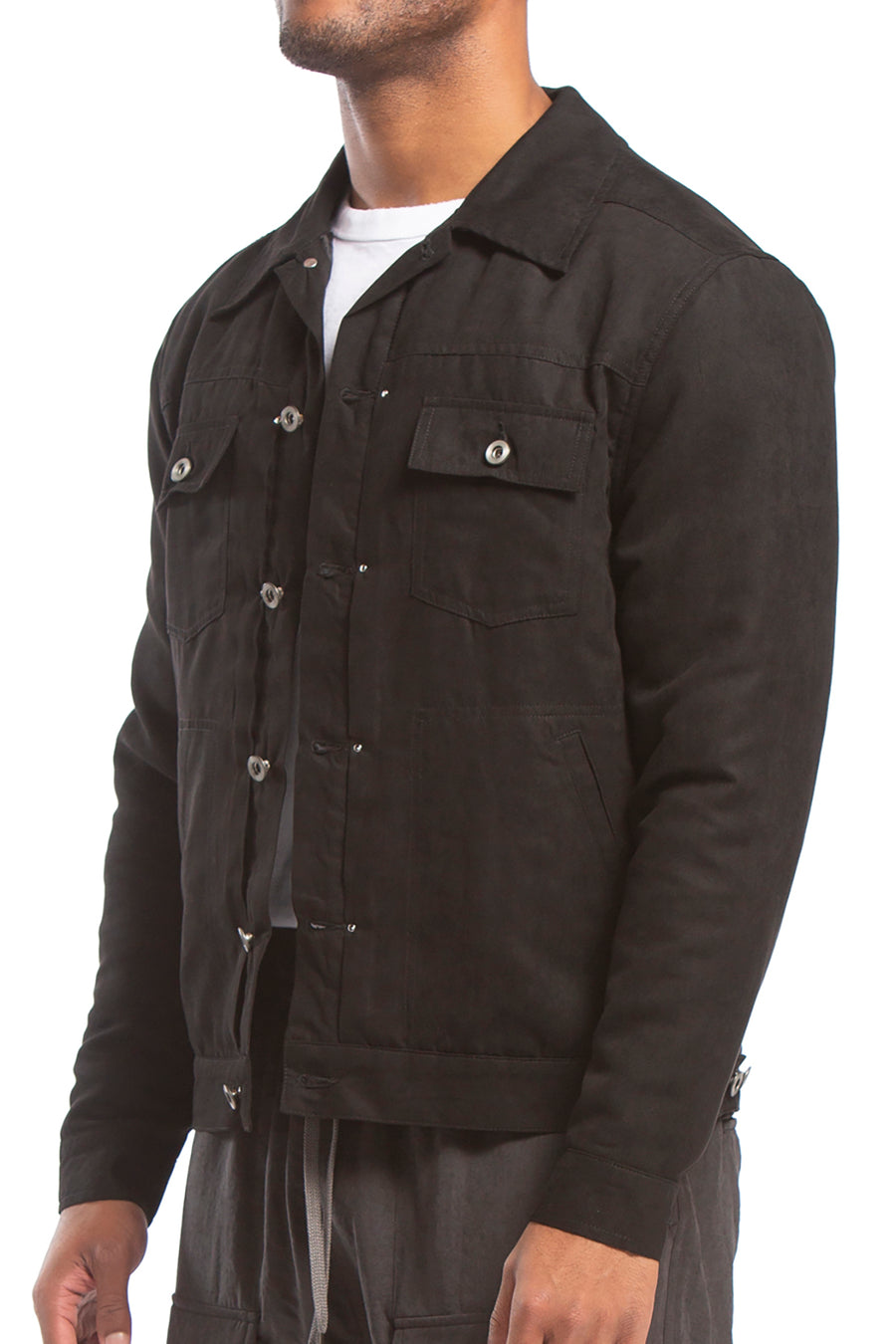 Maine Work Jacket, Black