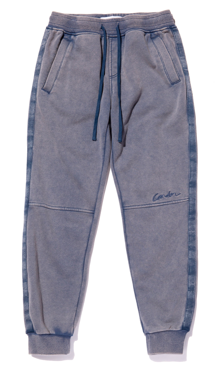 candorofficial - WASHED SWEATPANTS - Bottoms