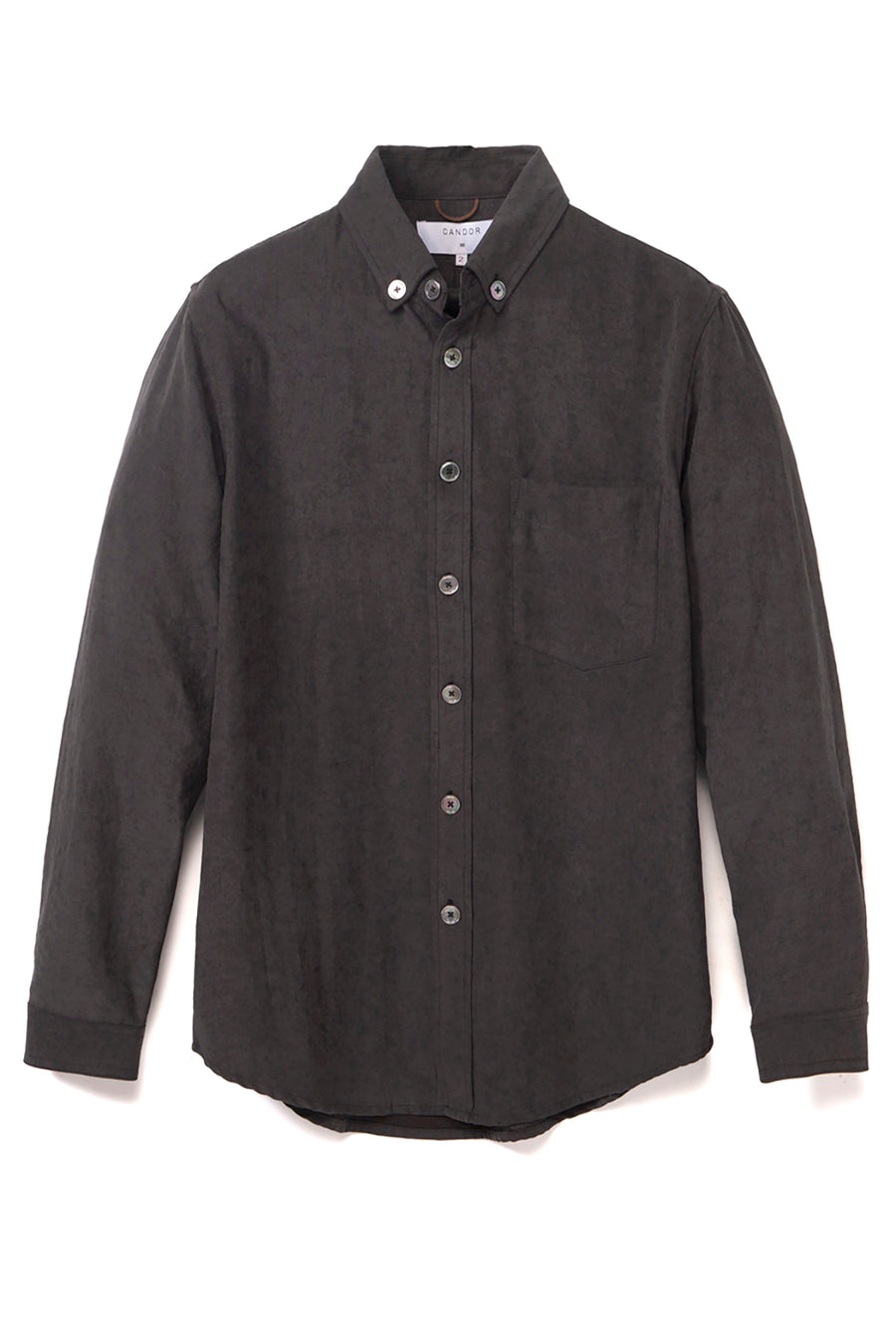 Mesquit Buttondown, Black