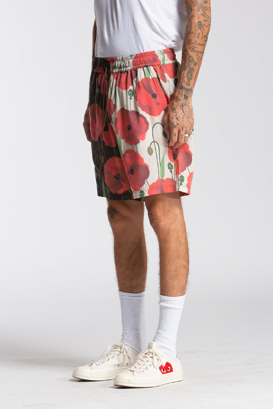 candorofficial - Dual Trip Aloha Short - Bottoms