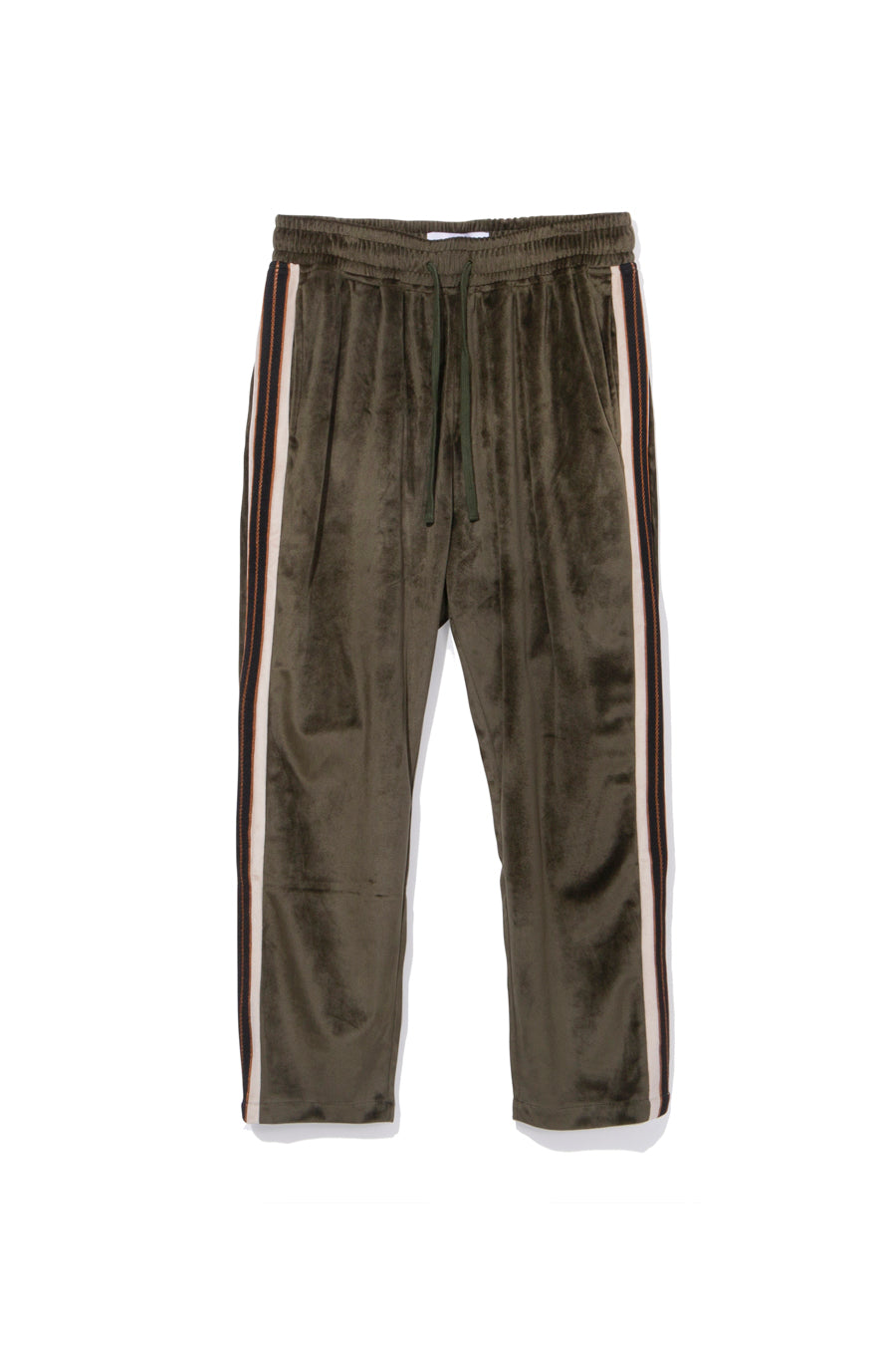 candorofficial - Track Pant, Olive - Bottoms