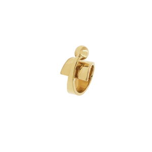 R0044 ORO CXC Gold Ring