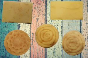 Homemade Organic Soap Pack