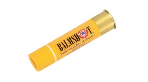 BALMSHOT Shotgun Shell Lip Balm