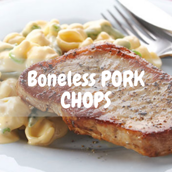Pork Chops (Boneless)