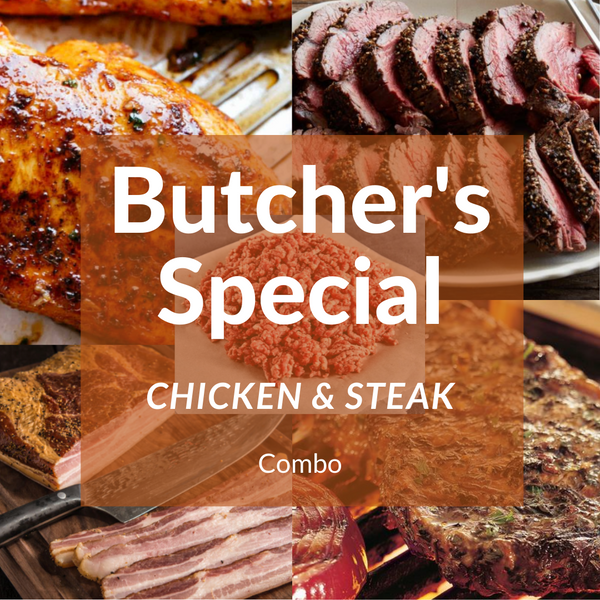Butchers Specials Chicken & Steak