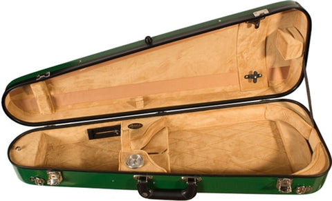 Bobelock 1027 Arrow Fiberglass Suspension Violin Case