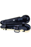 BAM 2002XL CONTOURED Hightech Violin Case, Anise