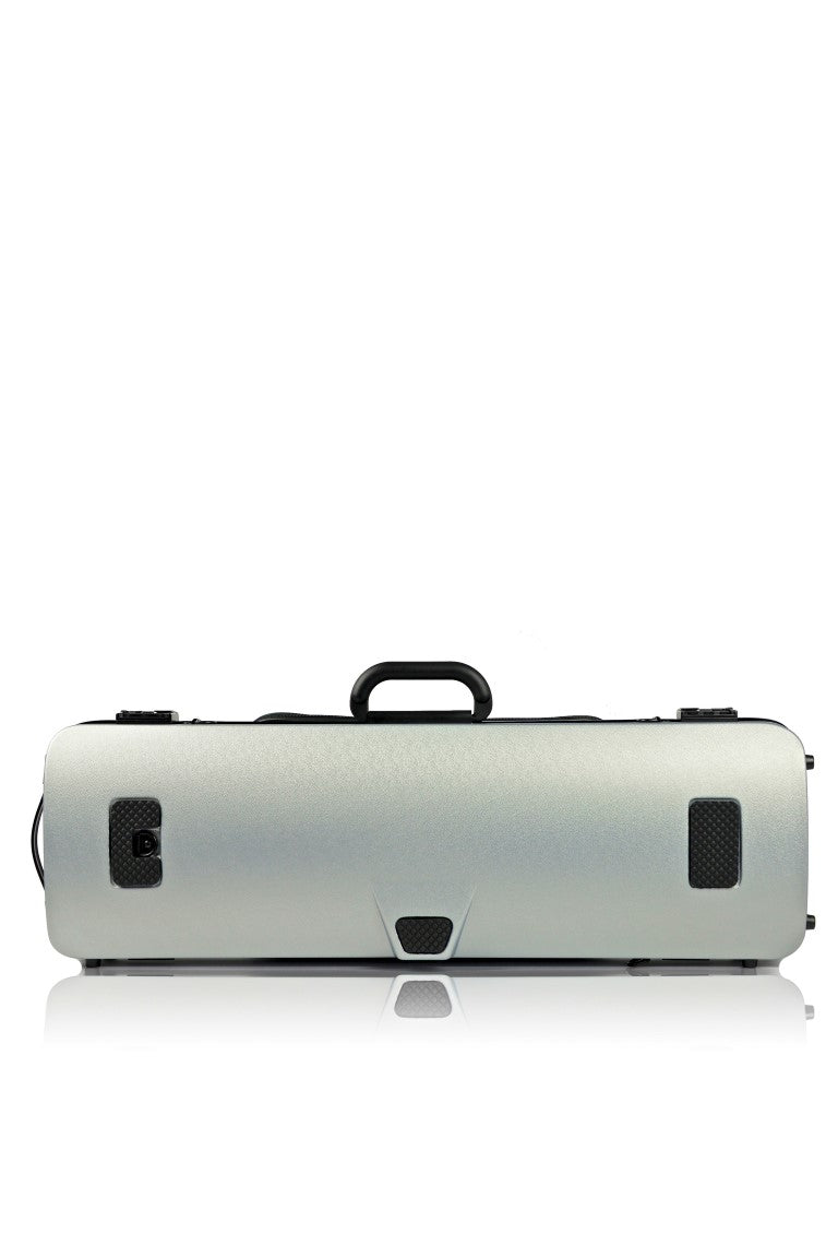 BAM 2011XL HIGHTECH Violin Case with Pocket, Silver