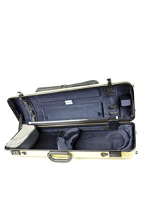 BAM 2011XL HIGHTECH Violin Case with Pocket, Anise