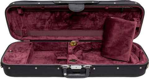 Bobelock B1002LS Suspension Oblong Violin Case/Velour