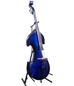 Bridge Cetus 4 String Double Bass, BLUE