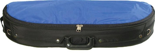 BOBELOCK 1047 Puffy Sport Half Moon Violin Case