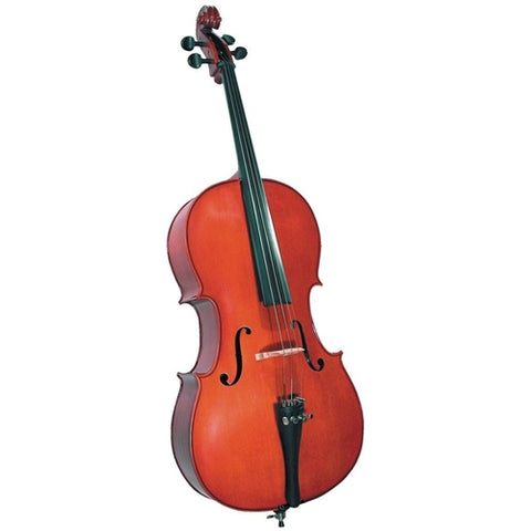 Cremona Premier Hand-carved Deluxe Cello Outfit