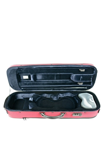 BAM Stylus 5001S BORDEAUX Oblong Violin Case