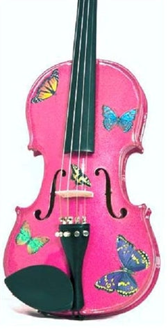 Butterfly Dream Violin Outfit