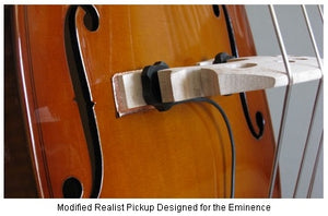 Eminence Portable 4-String Electric Upright Bass