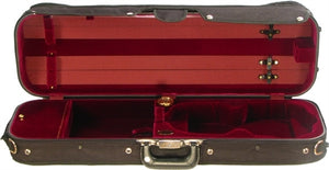 Bobelock B1002VS Suspension Oblong Violin Case, Velvet