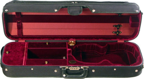 Bobelock 1017 Hill Style Oblong Violin Case