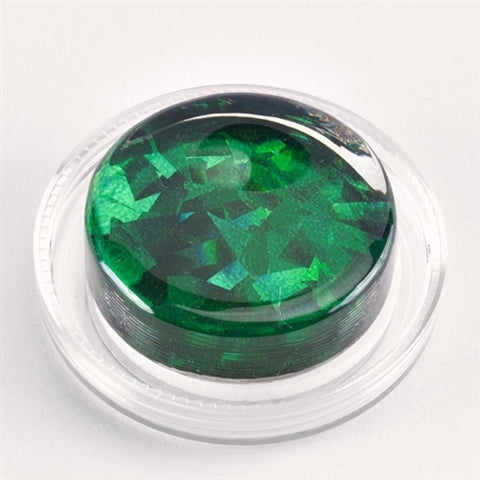 Magic Rosin - Green Shattered Glass Hologram