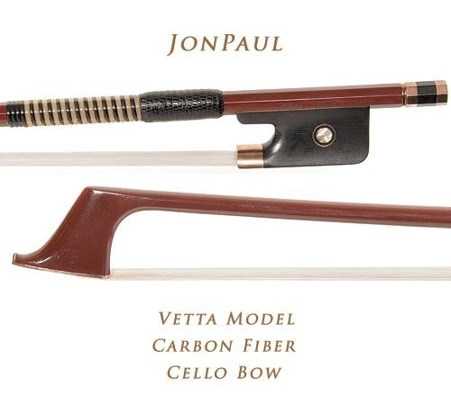 JonPaul Vetta Carbon Composite Cello Bow