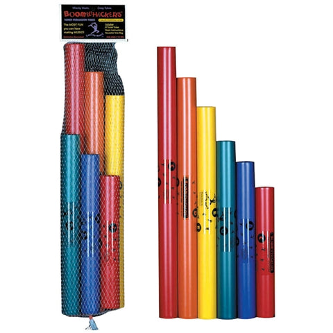 Boomwhackers - BOOMWHACKER PENATONIC SET
