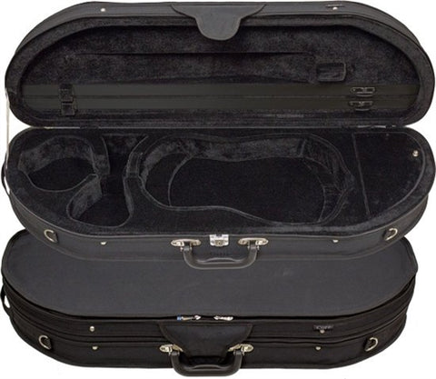 Core CC399 Moon Shaped Violin Case
