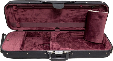 Bobelock 1002 Oblong Violin Case/Velour