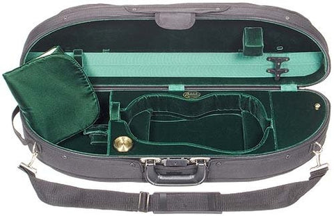 Bobelock 1047 Half Moon Suspension Violin Case/Velvet