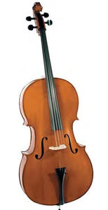 Cremona Premier Deluxe  SC-175 Student Cello Outfit