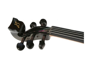 Bridge Lyra 5 String Violin, Black